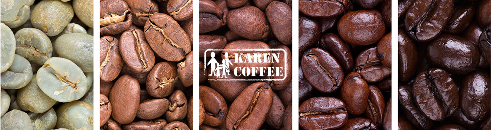 karen coffee varieties